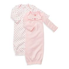 Clothing, Shoes & Accessories Honest New Gymboree Outlet Pink Whale Print Sleep N Play Outfit Nwt Newborn 0-3m 3-6m Baby & Toddler Clothing