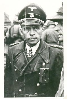 SS-Brigadeführer Jürgen Wagner