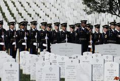 US Military Funeral Pictures & Photos