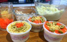 Sanduíche de Frango e Purê de Batatas #12 Faça e Venda
