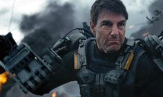 Wearing the Suit from 'Edge of Tomorrow' Would Basically Kill You