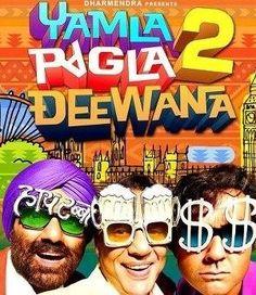 Yamla Pagla Deewana 2 Movie Review, Video Songs, Trailers, Mp3 Track list