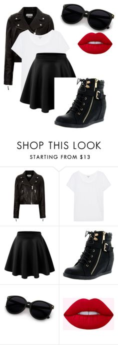 """""""Untitled #80"""" by kyrsten-maningo on Polyvore featuring Étoile Isabel Marant, Splendid, LE3NO and Top Moda"""
