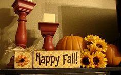 Happy Fall Blocks    My Talking Walls