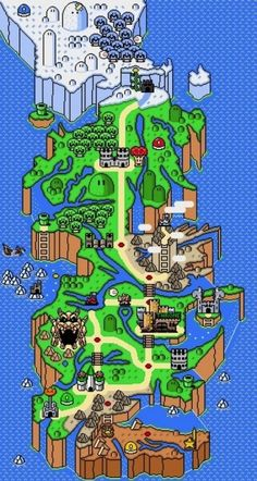 Super mario bros 3 overworld maps mario bros pinterest super super westeros world gumiabroncs Gallery
