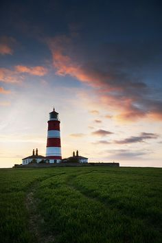 Happisburgh Lighthouse by Matthew Dartford, via Flickr