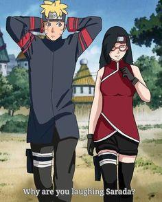 Naruto Uzumaki Shippuden, Naruto And Sasuke, Anime Naruto, Sarada Uchiha Manga, Boruto And Sarada, Naruto Sasuke Sakura, Naruto Cute, Naruto Girls, Manga Anime
