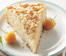 Amaretto Crunch Coffee Cake | Tastefully Simple | This is yummy!!! Can't wait to try it with some cherries as well!!