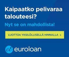 Rahaa,Hintaa,nappulaa,fyrkkaa 2016!: Euroloan 2016 Joustava luottotili!