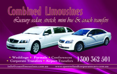 Who you gonna call?? Us alright! :) Gold Coast's largest limo fleet, at your service!