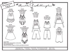 We created these hand drawn line sheets for Rosetta Millington, a children's clothing company based out of LA. Each piece was rendered based on the samples, with as much detail as possible.