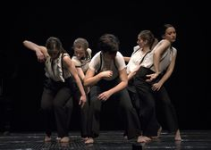 "Contemporary dance ""intermedio"" from the concert ""the clarinet at the opera"". Performing: Gina Vika, Ntina Moustakidi, Efi Kosmeri, Anna Lionga, Ioanna Kolegiorgou. Choreography: Ioanna Kolegiorgou Photo: Haris Kalambokis"