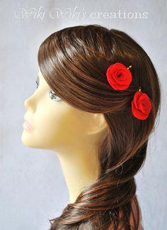 Valentine Hair Pins