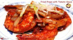 """Fried prawn is a deep fried cuisine"".  Enjoy Fried Prawns at Kolkata's Best Chinese Restaurant, Golden Joy."