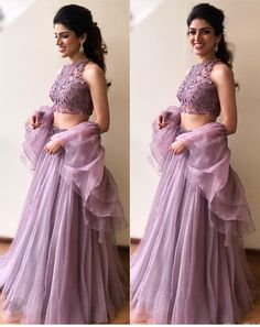 Bridal Lehenga Colour Palettes and What They Represent Party Wear Indian Dresses, Indian Wedding Gowns, Designer Party Wear Dresses, Indian Gowns Dresses, Indian Bridal Outfits, Indian Fashion Dresses, Dress Indian Style, Indian Designer Outfits, Party Wear Lehenga