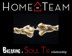 #HOMETEAM #DALLAS TONIGHT!  Breaking a #SOULtie #Relationship: #Difficult… But, #NECESSARY.   #MONTHSofPAIN or #YEARSofDESTRUCTION  #chooseLiFE  #Deuteronomy30:19  www.hometeamdallas.org