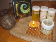 Love Energized lotions, creams and essences created by using ancient alchemical methods and when accompanied with mystical sounds can enhance self healing of the body and mind and the soul.