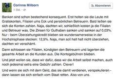 Corinna Milborn über die geplante Bankomatabgabe.