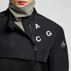 NikeLab ACG-s New Collection Delivers Hyper-Technical Winter Style Cyberpunk Mode, Cyberpunk Fashion, Sport Fashion, Mens Fashion, A Bone, Evolution Of Fashion, Fashion Details, Fashion Design, Future Fashion