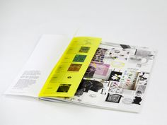 Personal essay about people's collections. on Editorial Design Served