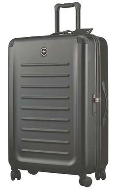 Spectra 2.0 32 Reisekoffer auf 4-Rollen 82cm in Schwarz | Koffer.ch