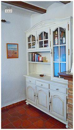 El antes y el después de unas alacenas de pino, editada | Decorar tu casa es facilisimo.com