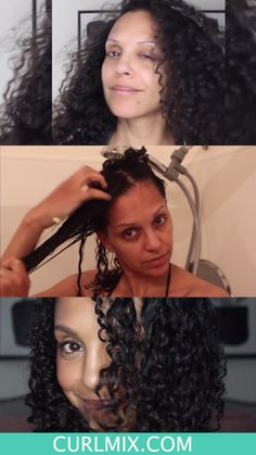 What is my hair type? Take our curly hair quiz to find out what curl type you have. Our quiz has high definition pictures for you to compare your hair to other types. Fine Curly Hair, Curly Hair Tips, Curly Hair Care, Natural Hair Tips, Curly Hair Styles, Natural Hair Styles, Hair Quiz, Types Of Curls, Hair Regimen