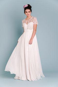DAINTY BESS wedding dress by Sally Eagle Bridal