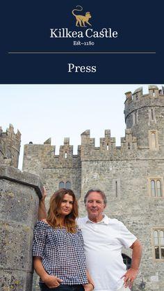 Kilkea Castle in the Media: American couple restore Kilkea Castle to former glory.