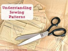 A guide to undestanding sewing patterns