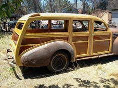 '40 Buick Woody Estate Wago