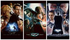 Batman Nolan Trilogy Stars Wars Version