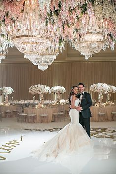 Luxurious Blush and Gold Wedding at the Montage Laguna Beach by Details Details | Southern California Bride
