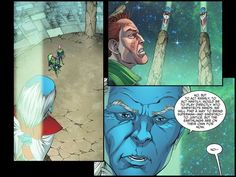 Injustice: Gods Among Us - Year Two - Episode 14  #batman #superman #dccomics #comics #comicart #madefire #motionbooks
