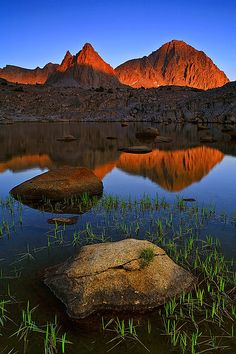 Dusy Basin v2 by Misha Logvinov, via Flickr