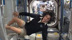 #International Space Station Journey Explained by sunita williams