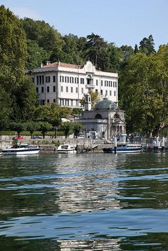 The Villa Carlotta, Lake Como, Italy