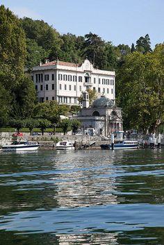 The Villa Carlotta, Lake Como, Italy