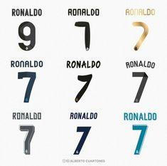 Ronaldo en Real Madrid #RealMadrid