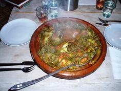 Tagine, Moroccan Food