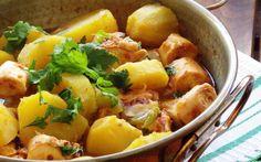 A cataplana, utensílio de cozinha típico da região do Algarve, confere aos alimentos um sabor único e delicioso
