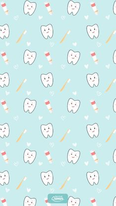 Nostalgic Dental Crown Before And After Dentist Cartoon, Dentist Art, Kids Dentist, Tooth Cartoon, Dental Braces, Dental Care, Dental Assistant, Dental Hygienist, Dental Wallpaper