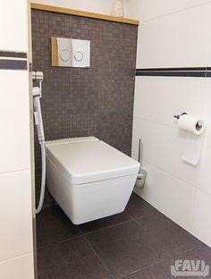 Moderní koupelny inspirace - Byt v Opavě | Favi.cz