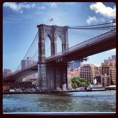 """Brooklyn Bridge in New York, NY  Put your """"virtual"""" walking shoes on because we are going to get our """"PE"""" time in while walking the historical Brooklyn Bridge!   http://www.history.com/topics/brooklyn-bridge"""