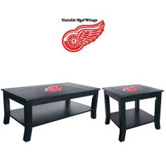 Detroit Red Wings Table Set