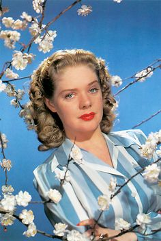 Alice Faye  by Vintage-Stars, via Flickr