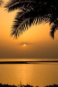 Sunset in Djibouti by Erkan Kuzmini / 500px