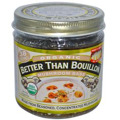 Better Than Bouillon, Organic, Mushroom Base, 8 oz (227 g) this is what Olive Garden uses in their Potato Sausage Soup.