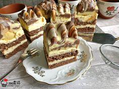 Zrób to smacznie : CIASTO GÓRA LODOWA Mountain Cake, Delicious Desserts, Dessert Recipes, Tiramisu, Food And Drink, Healthy Recipes, Healthy Food, Sweets, Baking