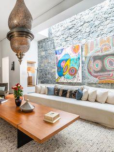A modern private villa in the heart of La Palmeraie of Marrakech Private Villas, Luxury Villa, Luxury, Property, Villa, Modern, Home Decor, Room, Swimming Pools